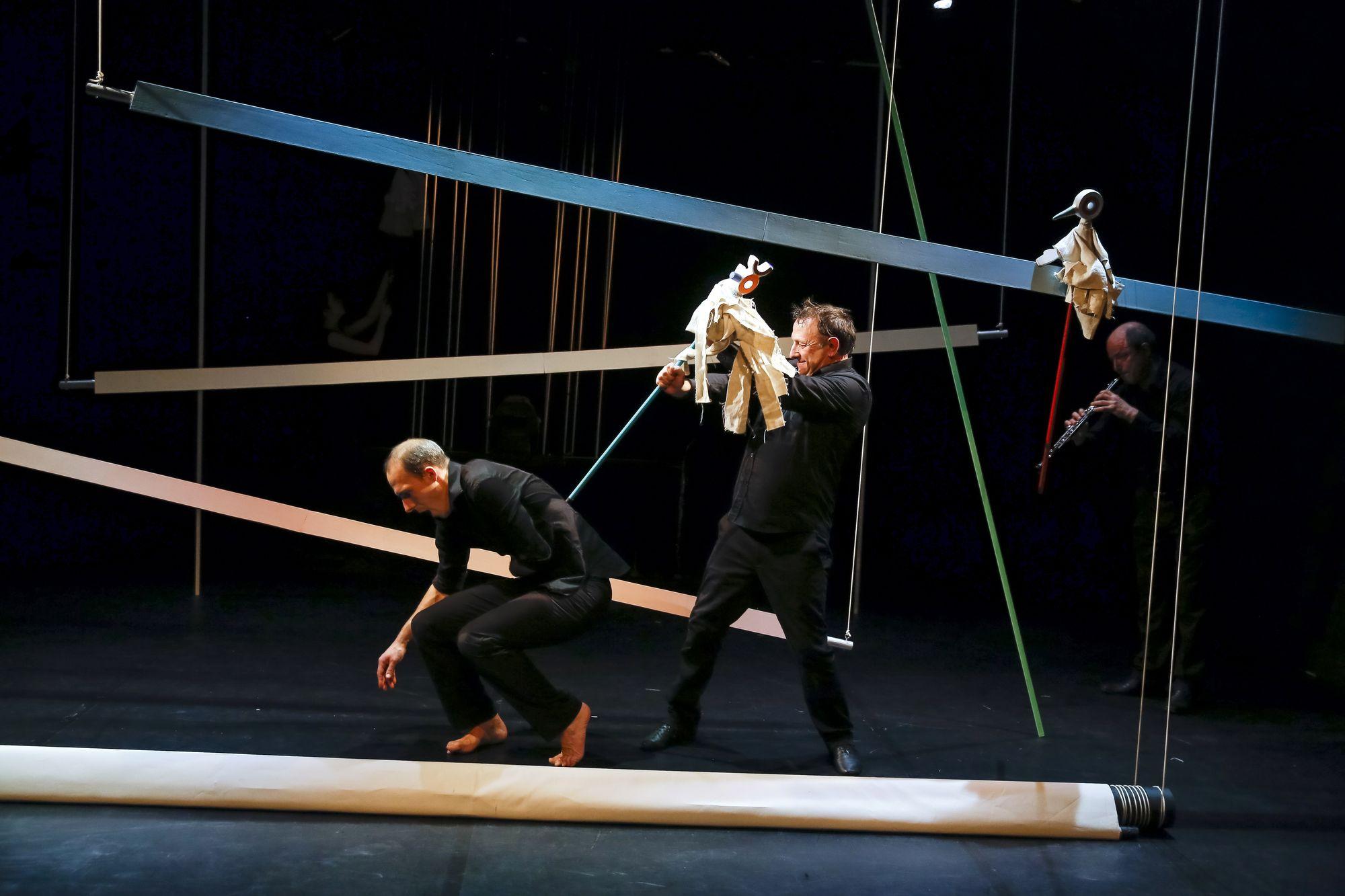 Orphée aux Enfers, mise en scène de Pierre Blaise, crédit Jean-Yves Lacôte